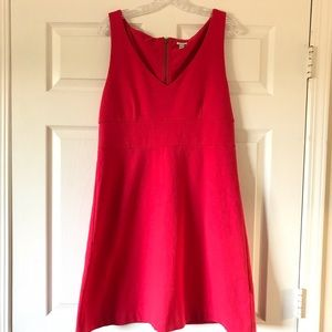 J Crew Dress Womens Size 12 Fit and Flare